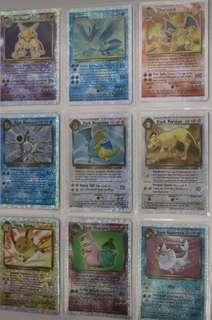 Pokemon Cards Legendary Collection