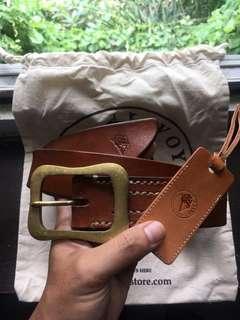 VOYEJ Chahin III Belt Leather Kulit