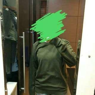 Sweater army h&m