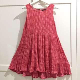 Mango Flare Dress