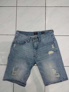 Celana Pendek Denim RIPCURL (Original, Size 30)
