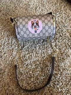 Gucci bucket style Crossbody