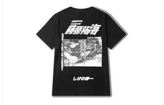 Initial D Graphic Tee
