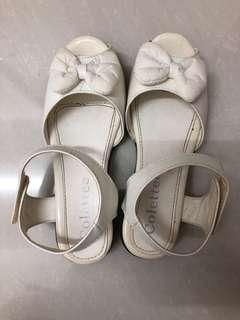 Colettee shoes white size 34