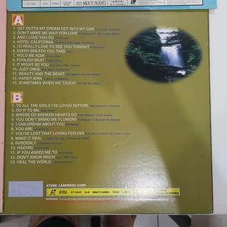 Karaoke & Movie Laser Discs