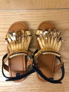 🚚 女童 涼鞋 H&M 含運