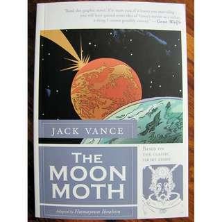 🚚 The Moon Moth