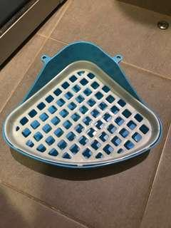 rabbit potty litter tray