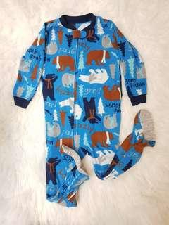 Carters Toddler Sleepsuit