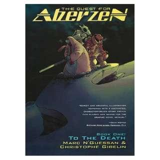 🚚 The Quest of Aberzen Book One to the Death