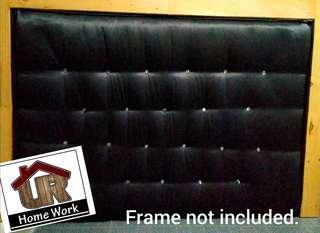 "Affordable Tufted Headboard ""Classic"""