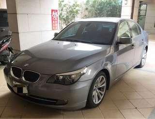 總代理 汎德 2009 BMW E60 523i Edition