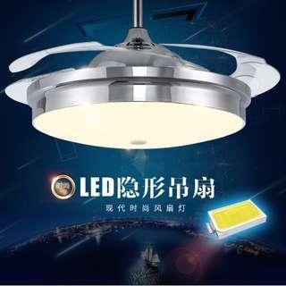 最新風扇燈 有控制器