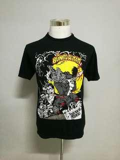 SI BUNGA HITAM band t-shirt