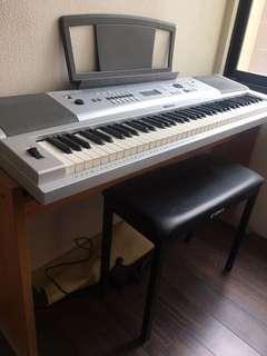 🚚 Yamaha 電子琴 🎹