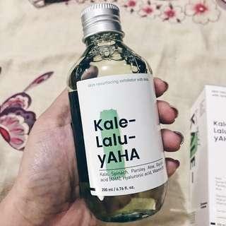 Krave Beauty Kale-lalu-yAHA