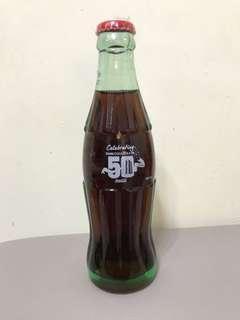 Coca Cola 可口可樂沙田廠50週年