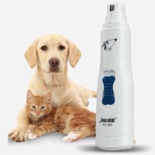 [Instock] Free doorstep delivery Pet nail grinder/ dog nail filer