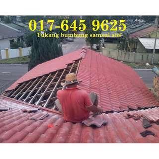 Tukang bumbung dan atap