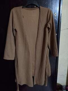 Outer Cardigan size L