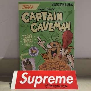 FunkO's Cereal: Captain Caveman