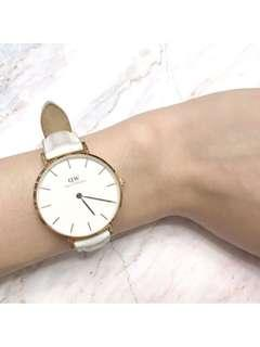 🚚 正品 DW女錶 有使用痕跡 含運