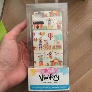 Iphone 5 Plastic Cartoon Case