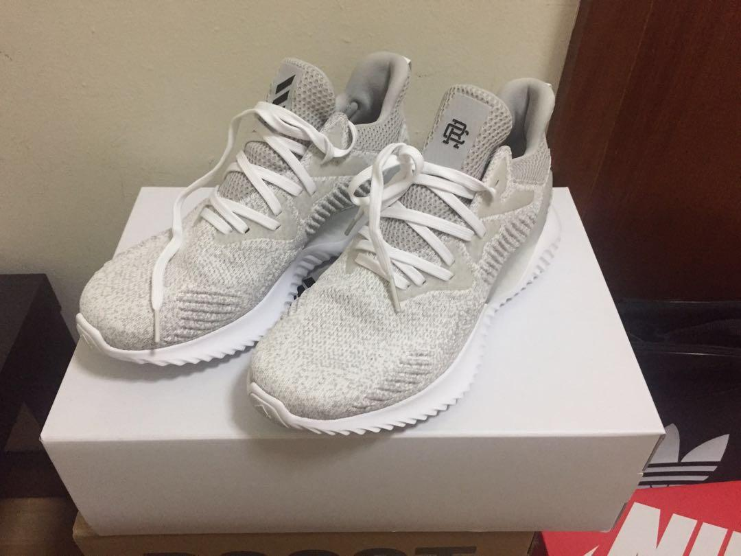 promo code 32d9d 24593 Adidas Alphabounce Beyond x Reigning Champ US8.5, Men's ...