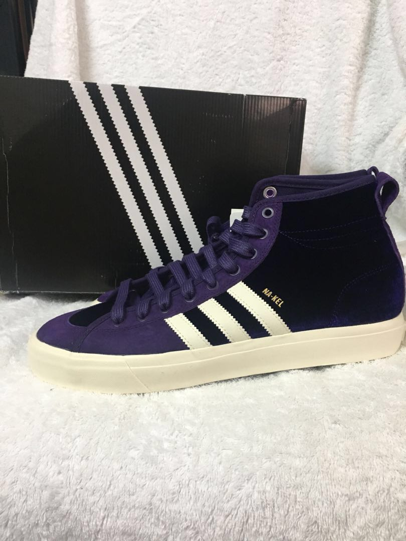 promo code 69196 27fe3 Adidas Matchcourt High RX, Men s Fashion, Footwear, Sneakers on ...