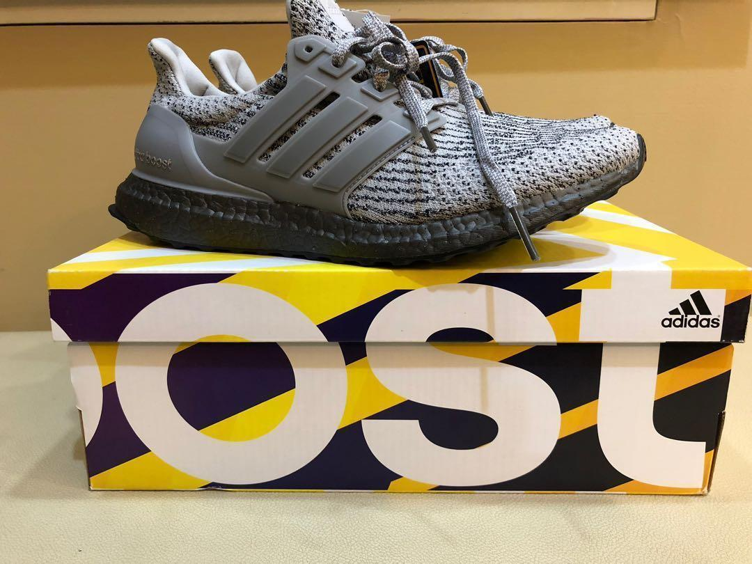 best choice fashion huge inventory Adidas Ultra Boost nego/trade (free supreme stickers) on ...