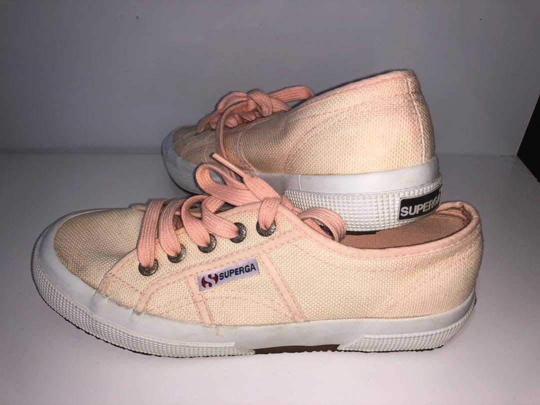 776778335717 authentic superga (peach pink)