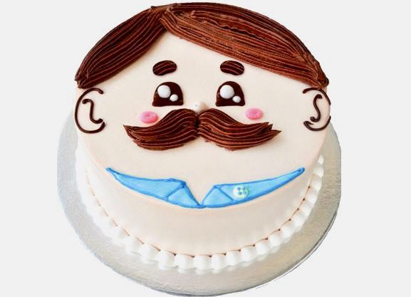 Birthday Cakes Cake Fathers Day Dads Food Drinks Baked Goods On Carousell