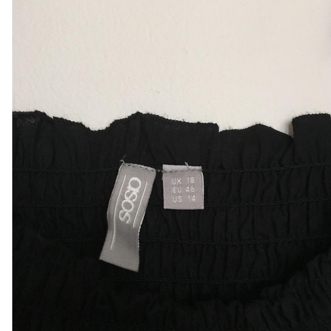 Black ASOS Jumpsuit