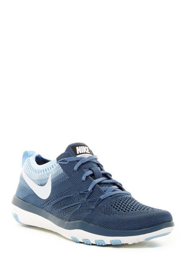 d2f2a952ec1ac6 BNIB Nike Free TR Focus Flyknit in Blue