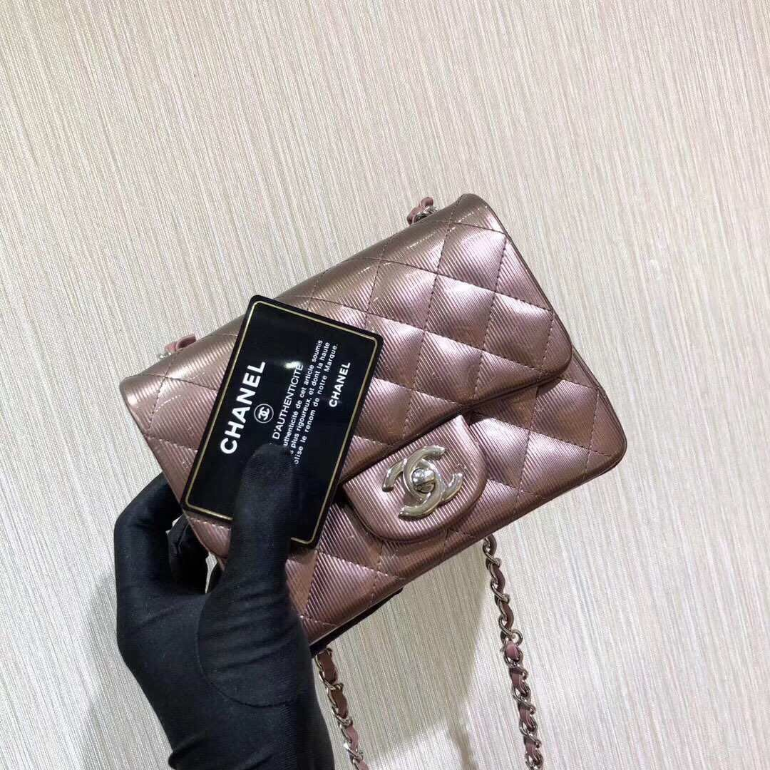 d0308c0ff01c Chanel Bag mini cf bag, Luxury, Bags & Wallets on Carousell