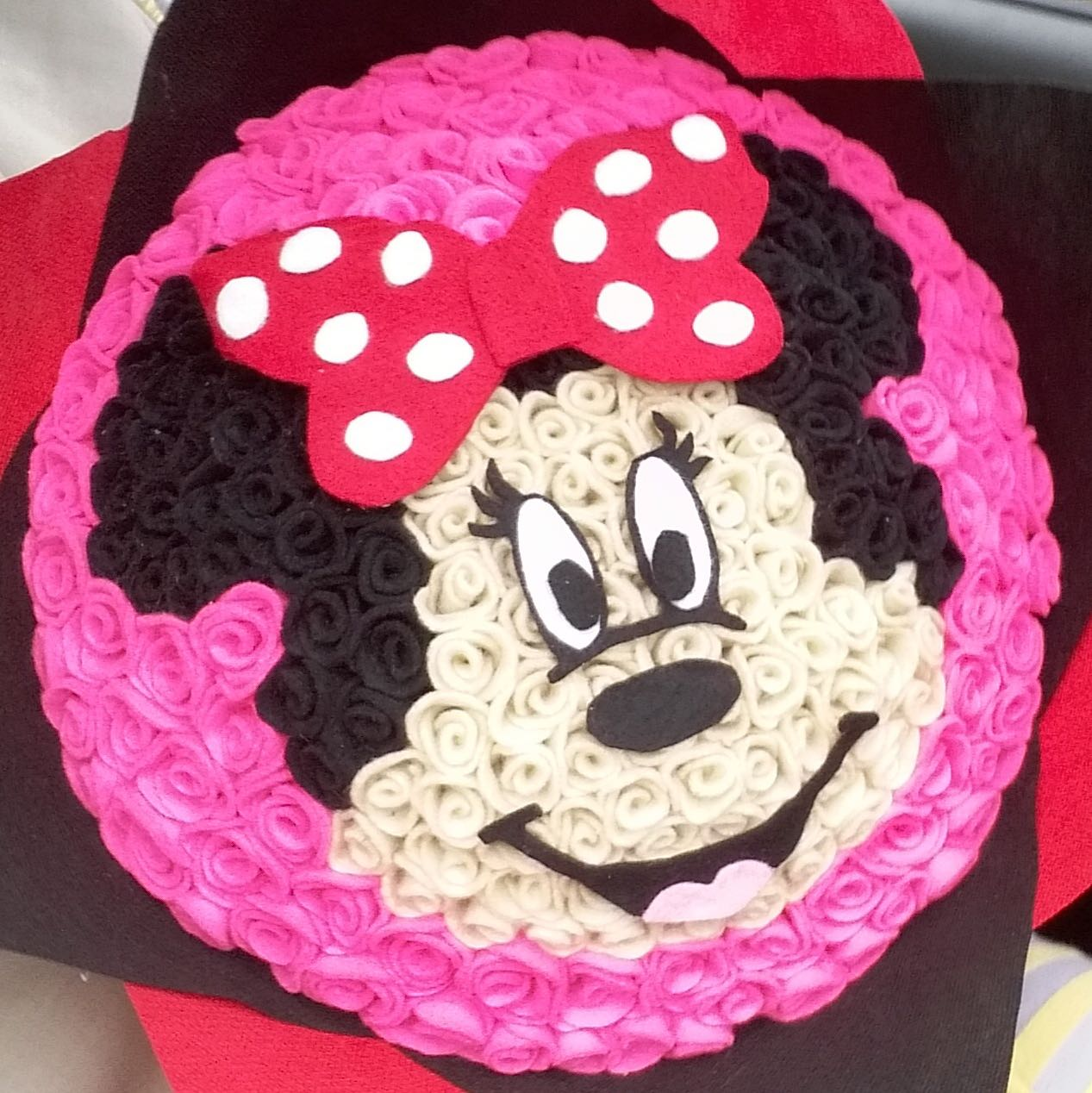 Character Cake Girls Birthday Food Drinks Baked Goods On