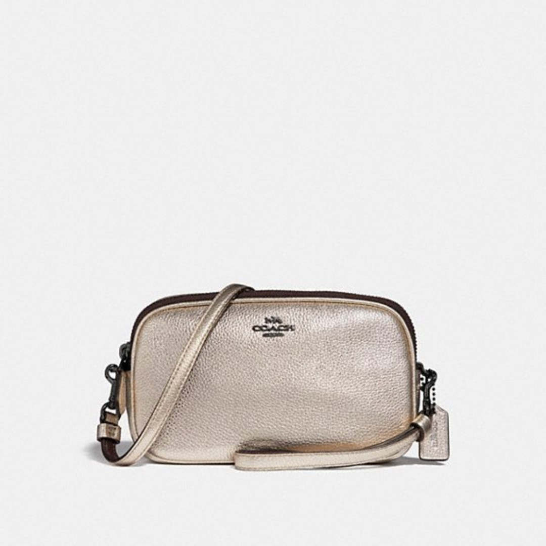9850c1e19252 Coach Sadie Crossbody Clutch