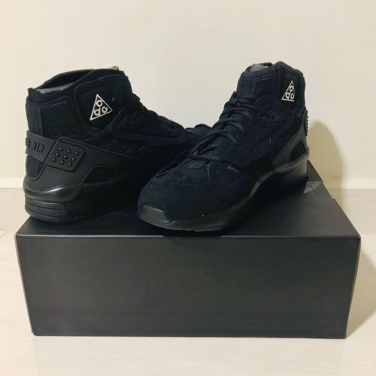 newest collection b9986 93db6 COMME DES GARCONS X NIKE ACG MOWABB, Mens Fashion, Footwear, Sneakers on  Carousell