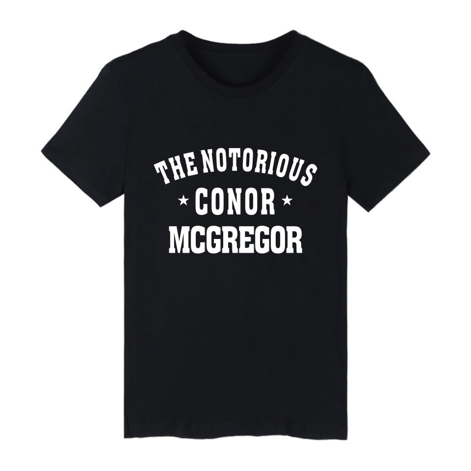 Conor Mcgregor T Shirt Men S Fashion Clothes Tops On Carousell