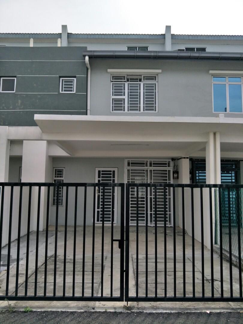 Double Storey House Taman Nusantara Prima Iskandar Puteri