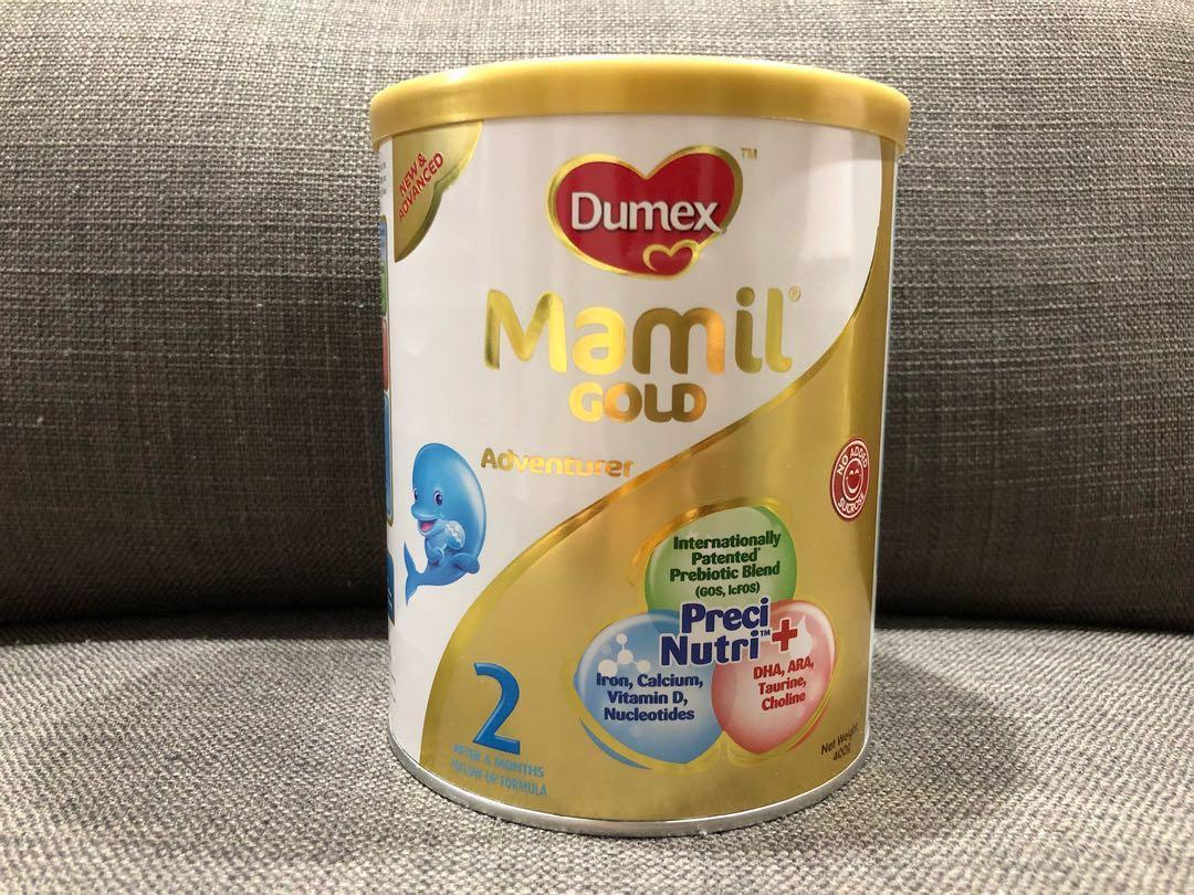 FSOT: Dumex Mamil Gold Stage 2 400g