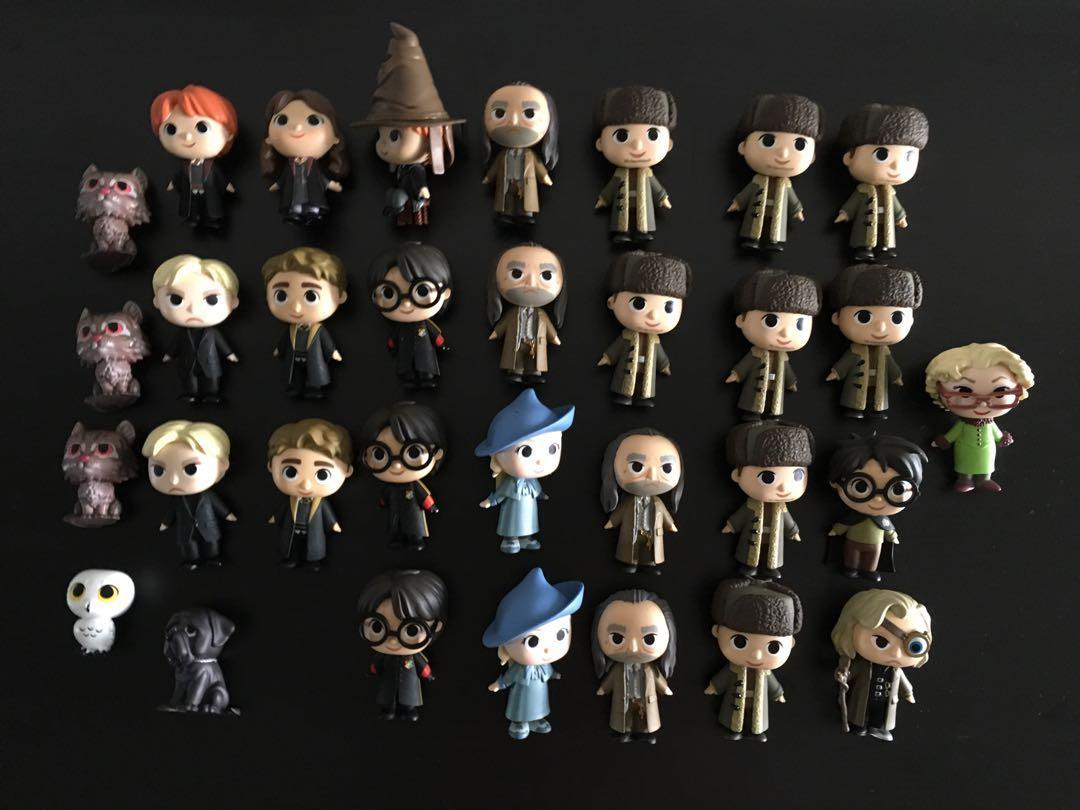 Harry Potter Series 2 1//12 Funko Mystery Minis Sorting Hat Hermione Granger