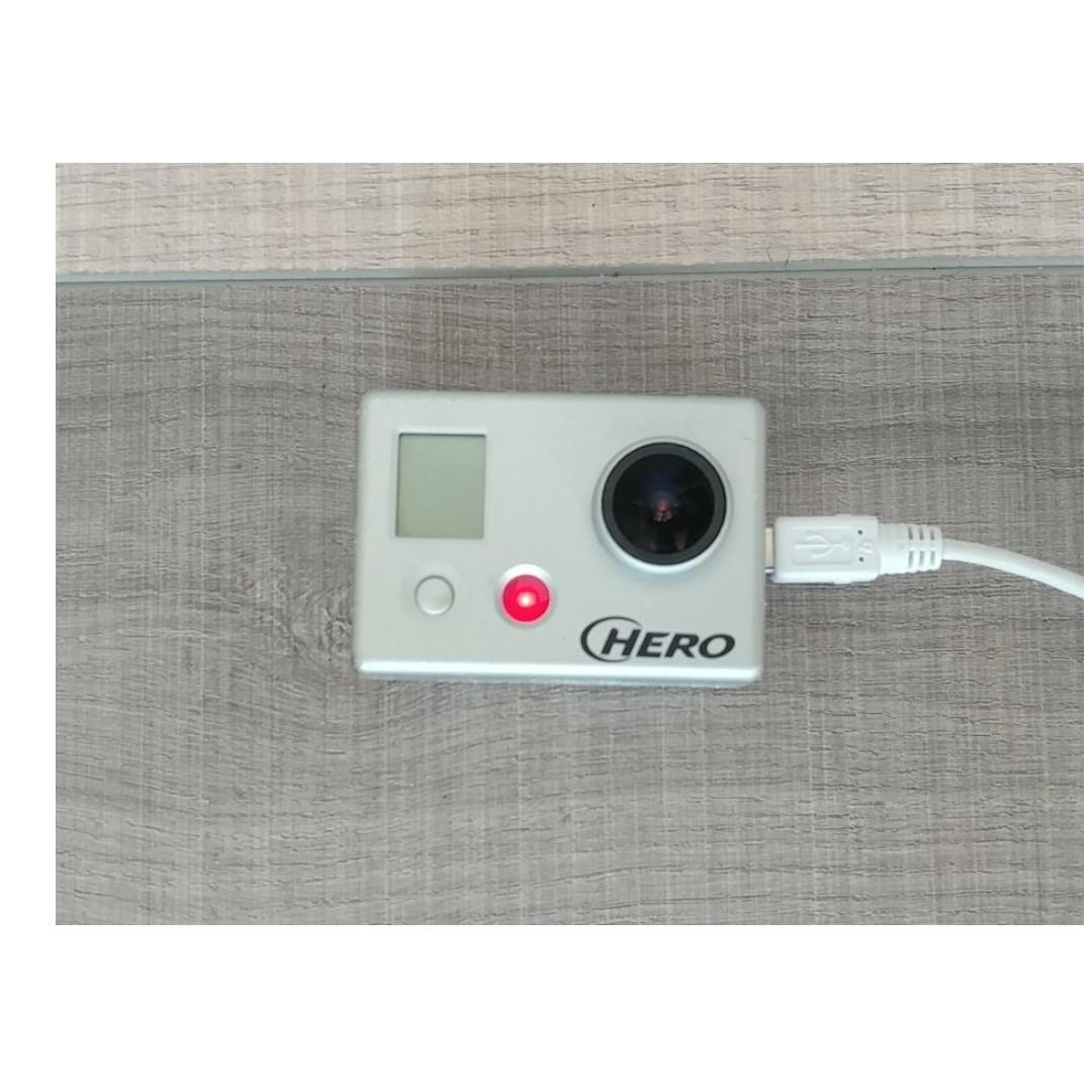 GoPro HD HERO YHDC5170 + Accessories ($175)