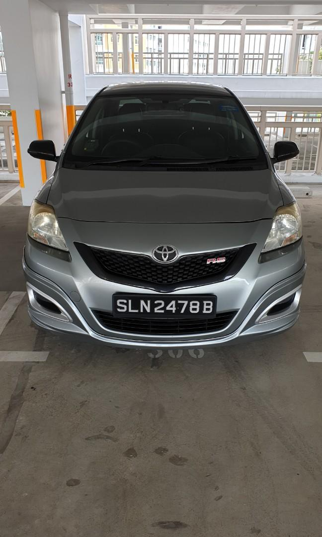 Vios 1.6 auto for rent ! Welcome GOJEK/GRAB/TADA/RYDE/PERSONAL USE