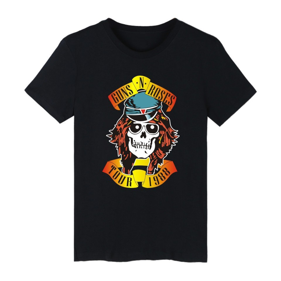 d2f0afda Guns N Roses T Shirt, Men's Fashion, Clothes, Tops on Carousell