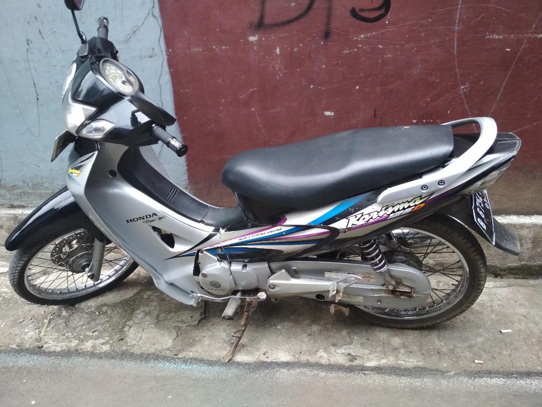 Harga Sepeda Motor Honda Kharisma 2004