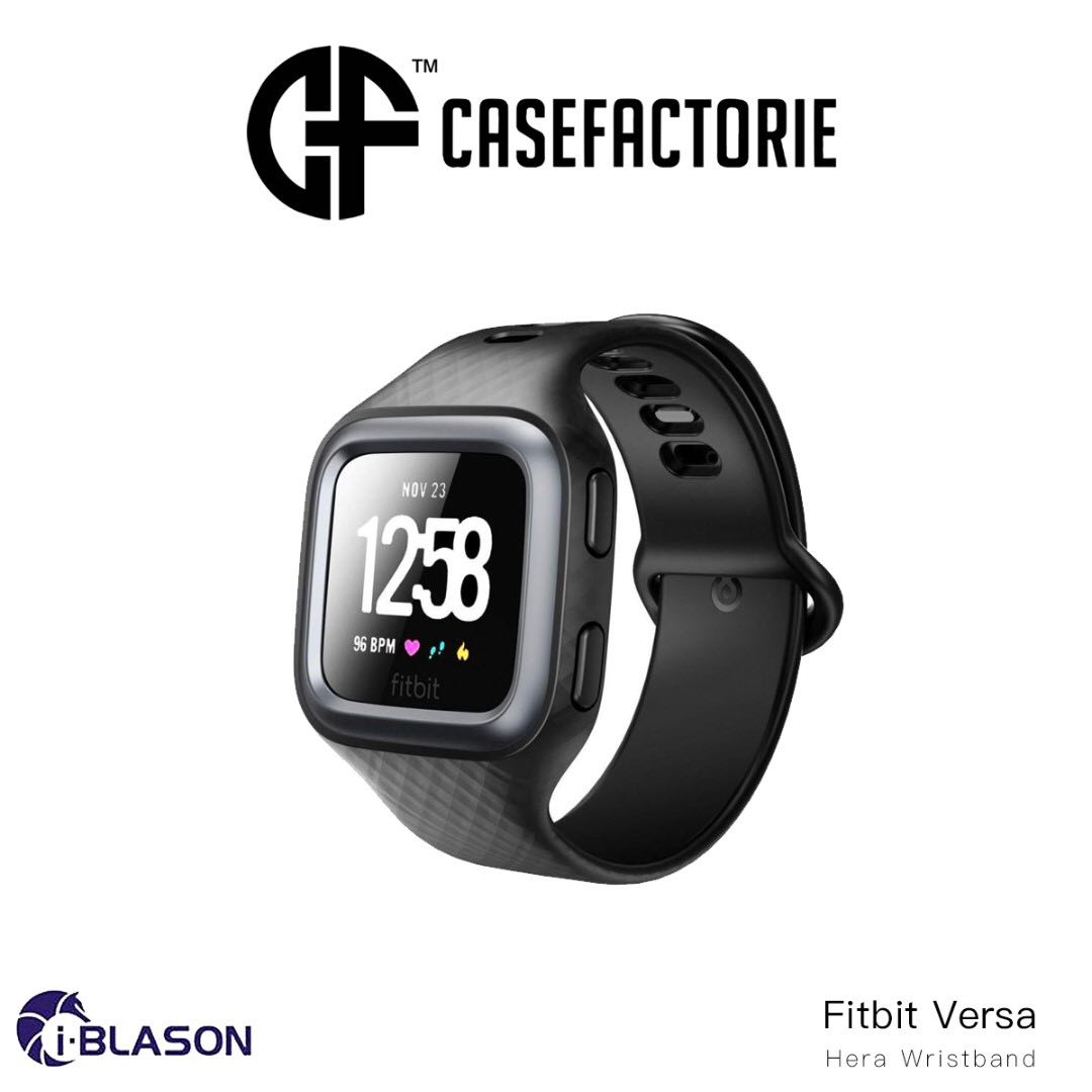 i-Blason Hera Wristband Case for Fitbit Versa