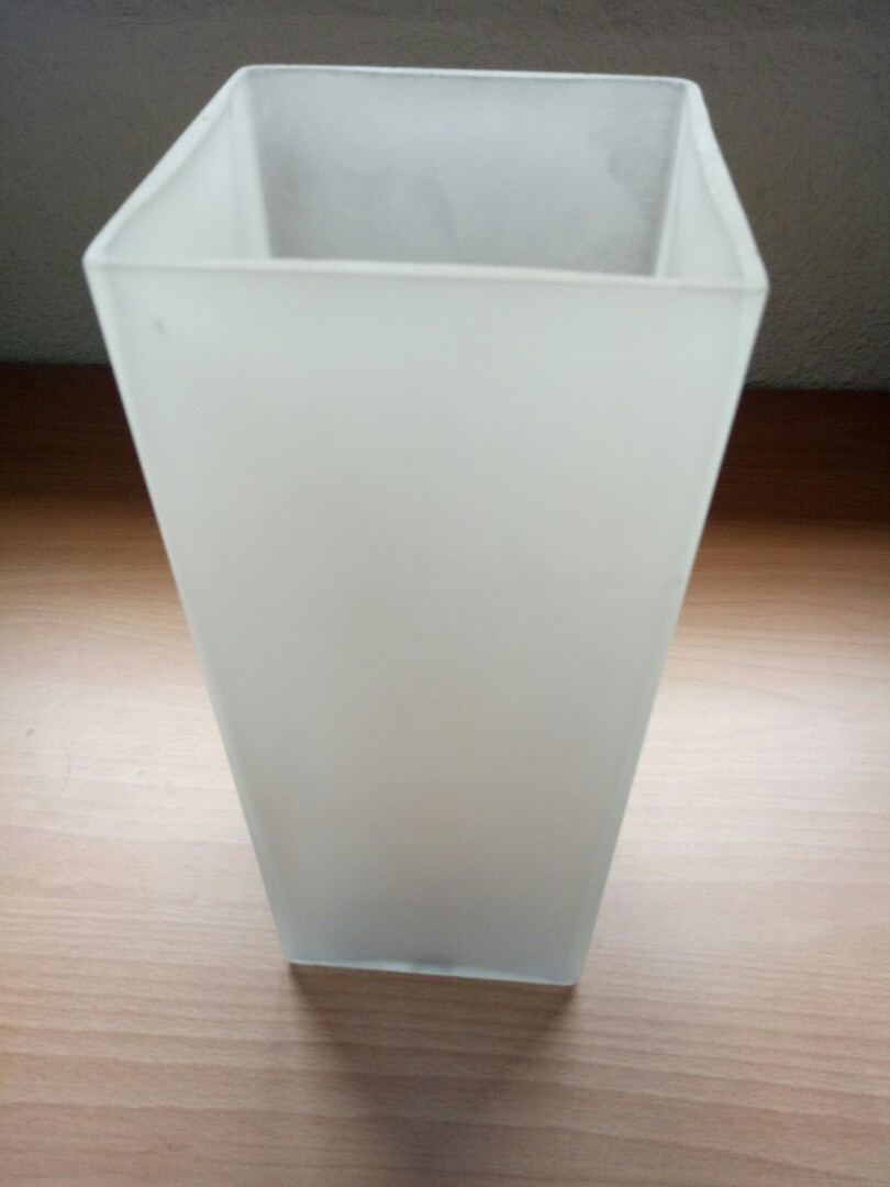 Ikea Grono Frosted Glass Table Lamp White Furniture Home Decor