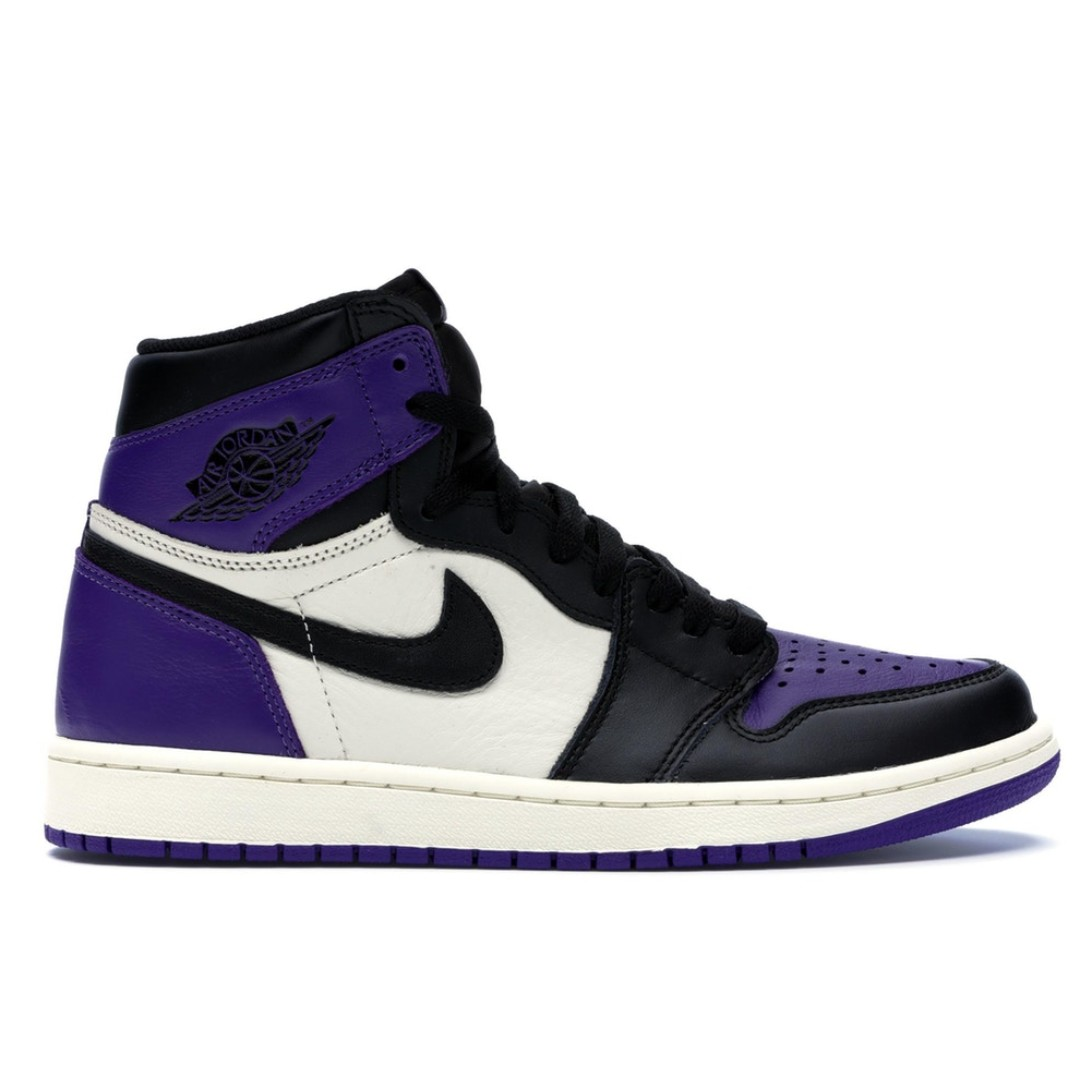 81059632 💯[IN STOCK] Nike Air Jordan 1 Retro High Court Purple, Men's ...