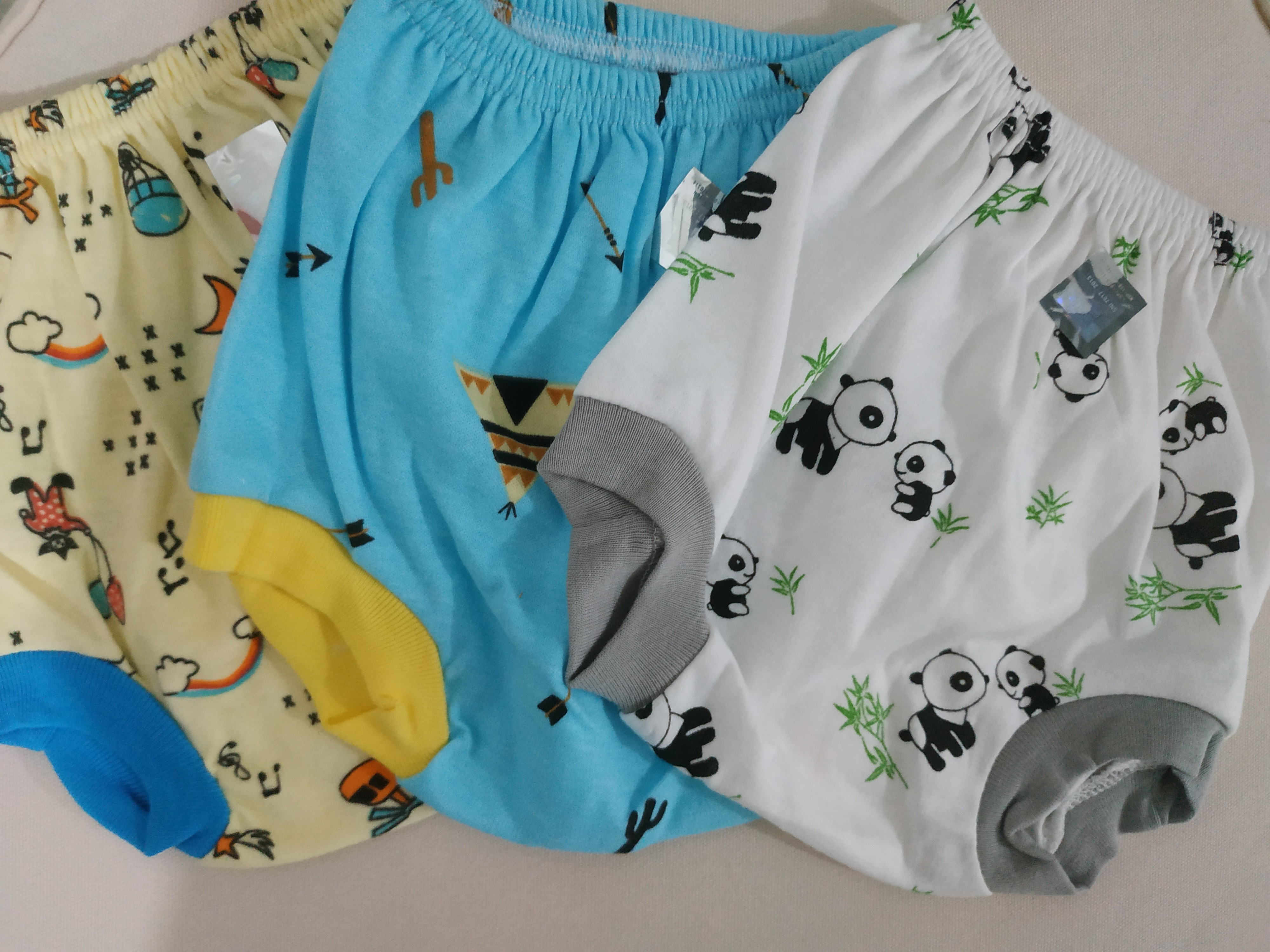 Kazel Celana Pop / Celana bayi 3 pcs #momjualan, Babies & Kids, Babies